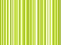 Listras verdes retros Imagens de Stock