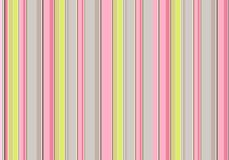 Listras verticais do rosa, as verdes e as cinzentas, fundo do vetor do vintage foto de stock