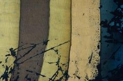 Listras verticais, fragmento, batik quente, textura do fundo imagens de stock royalty free