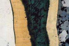 Listras verticais, fragmento, batik quente, textura do fundo foto de stock