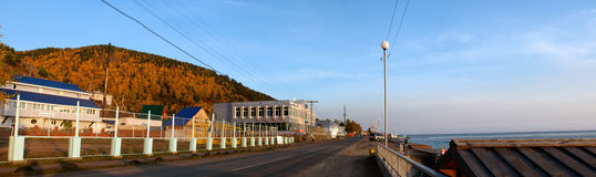 Listvyanka Stock Image