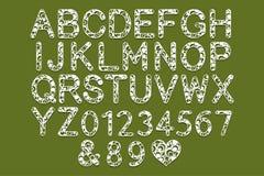 Listy dla laserowego rozcięcia abecadło anglicy marzną lekkich fotografii obrazki bierze technologię używać był ilustracji