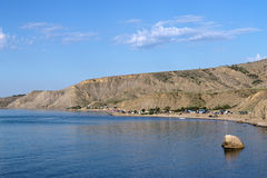 Lisya bay in Crimea, Ukraine Royalty Free Stock Image
