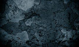 Liszaj na rockowego abstrakcjonistycznego background/Abstrakcjonistycznym tle liszaj, kamień i Szorstki tekstury tło/ Fotografia Royalty Free