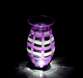 Lit de vase de dessous photo stock