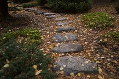 Lit Parkują Ashland, Oregon zdjęcia stock