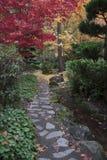Lit Parkują Ashland, Oregon obrazy royalty free