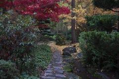 Lit Parkują Ashland, Oregon Fotografia Royalty Free