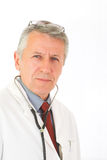 Lita på din doktor Arkivbild