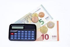 Litas Lits changeover euro exchange 2015 lithuania coins banknotes january calculate. Litas Euros exchange 2015 lithuania coins banknotes january calculate Royalty Free Stock Photos