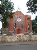 Litauische Kirche Lizenzfreie Stockfotos