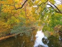 Litauische Landschaft Lizenzfreies Stockbild