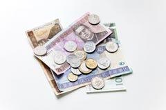Litauische litas Lizenzfreies Stockfoto