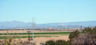 Litchfield Park west of Phoenix, AZ Royalty Free Stock Photos