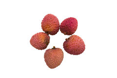 litchi Photographie stock