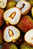 Litchi chinensis Royalty Free Stock Photography