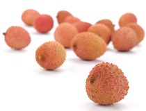 Litchi chinensis Stock Photography