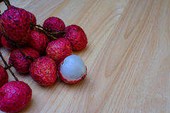 Litchi Royalty Free Stock Photography