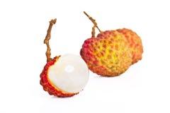 Litchi fruit Stock Image