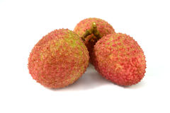 litchi fruits Royalty Free Stock Photography