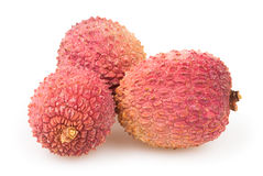 Litchi group Stock Photo