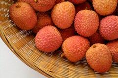 Litchi lichee lychee - Litchi Stock Photography