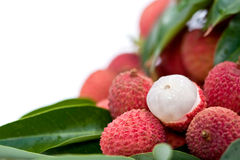 Litchis Royalty Free Stock Photography
