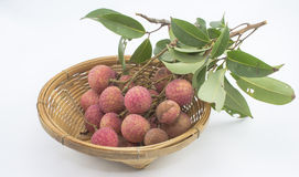 litchis Photo stock