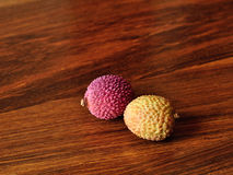 Litchis Stock Images