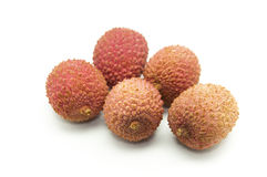 Litchis Royalty Free Stock Photos