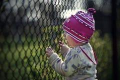 Lite barn royaltyfria foton