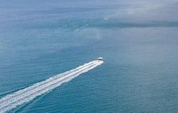Lite fartyg Royaltyfri Fotografi