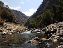 Lite flod Royaltyfria Foton