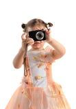 Lite fotograf. Fotografering för Bildbyråer