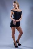 Lite klänning Royaltyfria Bilder
