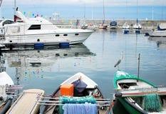 Lite port Royaltyfri Foto