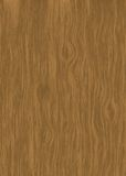 Lite wood. Computer generated wood grain Royalty Free Illustration