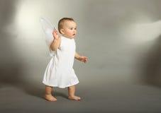 liten ängel Arkivfoton