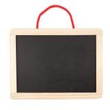 Liten blank blackboard Royaltyfri Foto