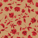 Liten blommamodell 020 Arkivfoton