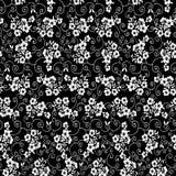 Liten blommamodell 022 Arkivfoto
