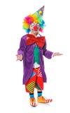 Liten clown Fotografering för Bildbyråer