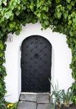 Liten dörr Royaltyfria Bilder