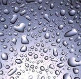 liten droppevatten Arkivbild