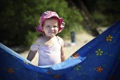 liten flicka Royaltyfria Foton