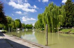 Liten flod Royaltyfria Foton