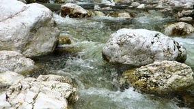 liten flod lager videofilmer