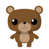 Liten gullig björn Royaltyfria Foton