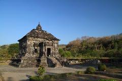 Liten hinduisk tempel Royaltyfri Foto