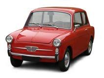 Liten klassisk italiensk bil. royaltyfria bilder